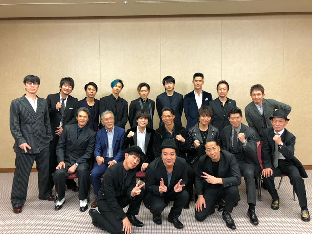 「HiGH & LOW THE MOVIE3 FINAL MISSION」出演者